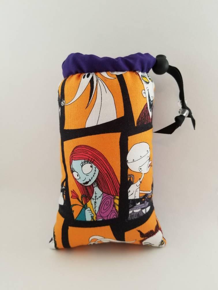 medium padded bag pipe bag pipe pouch halloween nightmare before christmas - Nightmare Before Christmas Pipe