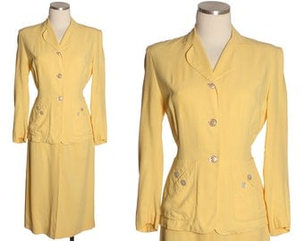 vintage 1950s ladies LIFESAVERS candy rayon suit