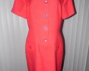 25% Off Sale Kasper A.S.L. Petite Vintage dress Sz 12P
