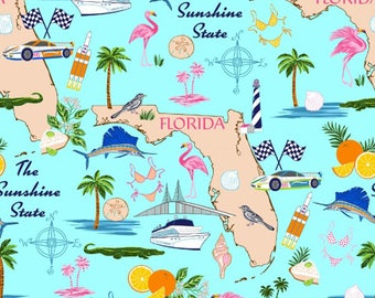 State Cottons - Florida