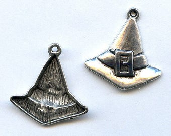 Witches Hat Charms