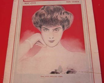 Magazine, Antique, Vintage, Fashions, Ads and Lots More: 1903, The Ladies Home Journal