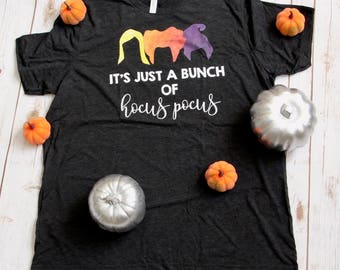 It's Just a Bunch of Hocus Pocus Triblend Tee