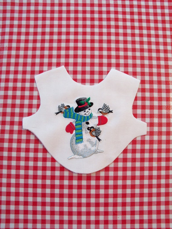 """18"""" Size/ Embroidered Bodice Front Overlay / Lining Included / Sewing for 18"""" American Girl Dolls"""