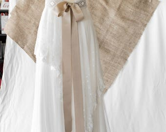 Bohemian wedding - country Rayfi - 6 month delivery dress