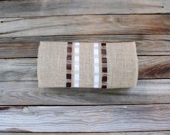 Burlap Table Runner - New Rustic Burlap Table Runner - Holiday Table Decoration