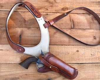 Pinkerton Shoulder Holster