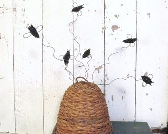 Wire Art Bee