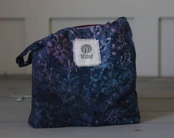 Reusable Shopping Bag, Reusable Grocery Bag, Shopping Tote Bag, Eco Friendly Bag, Cotton Shopping Bag, Market Bag, Batik Tote Bag, Boho