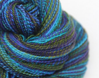 Handspun Yarn: Quilter's Magic