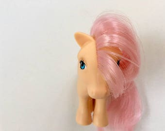 Vintage My Little Pony Peachy Toy G1 1982