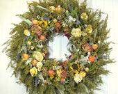 Custom Sweet Annie Wreath