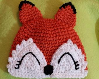 Little fox hat