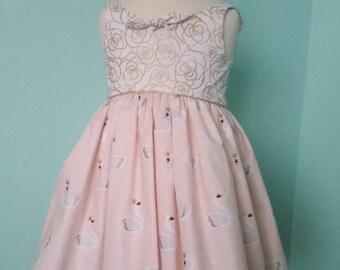 Swan Princess Dress,  Girls