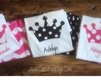 Pageant Princess RESERVED rush ORDER