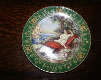 JOSEPHINE BONAPARTE LIMOGES  Limited Edition, Numbered Collector Plate, Napoleon Bonaparte, Empress Josephine, French History