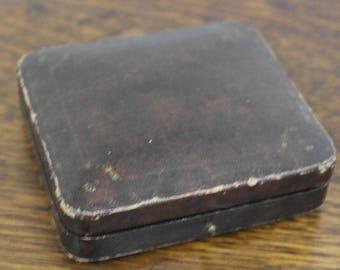 antique empty jewlery box