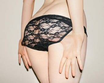 Lace Lingerie Pantie, Brief cut, Best selling romantic gift, Wife, girlfriend, lover, fiancé, anniversary, wedding, birthday