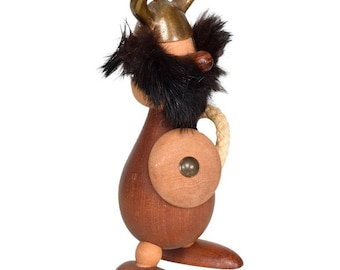 Danish Modern Viking Toy, Carl Bent. Kay Bojensen Monkey era