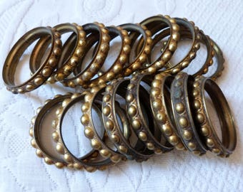 18 ormolu curtain rings antique french chateau window curtain drapery rings for curtain rail rod