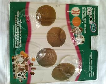 Sports Ball Chocolate Pop Mold