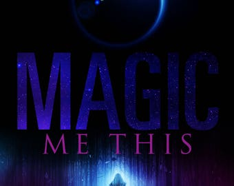 Magic Me This Paperback - PRE-SIGNED