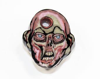 Zombie Head End Cane