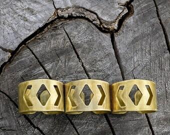 CHILLIN VILLIAN TRIPLE Ring - 3 Finger Ring