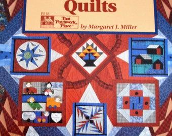 Blockbuster Quilts, by Margaret Miller