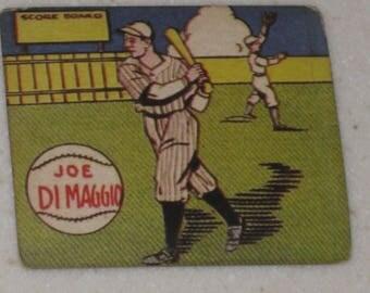 new just in  joe dimaggio 1943 R302-1  M.P. & CO