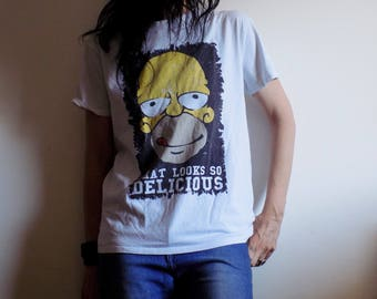 That Looks So Delicious - Homer Simpson T shirt