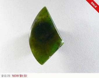 Green Chrome Chalcedony Cabochon,designer cabochon, gemstone cabochons, flat back cabochons, natural stone cabochons (cc62061)