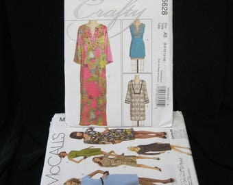 Lot of 11 patterns, NOS from a store liquidation, size 6 - 14 McCall's 5716, 5656, 4598, 5975, 5628, 5817, 5884, 5755, 5578, 5928, 5425