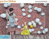 Sale Size 2T  Toddler Girl Yellow LEMON  full swing Dress -  top - Fruit - Birthday - Summer - spring - lemonade party - lemonade Stand