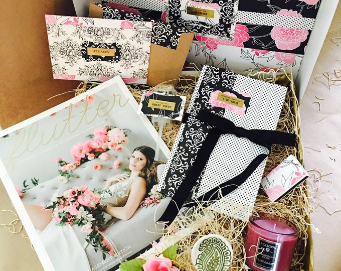 Featured listing image: Engaged {Bride} Box