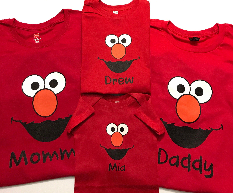 Adult Elmo Shirts 109