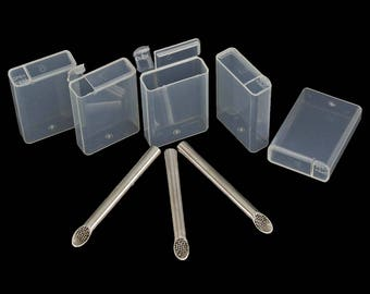 Rectangular Stash Container for the Medicine Man
