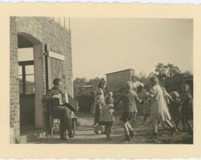 """Vintage Snapshot Photo: """"Kaiserhof, 1938"""" (78602)"""