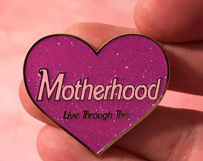 Motherhood, Live Through This 90s Grunge Mashup.