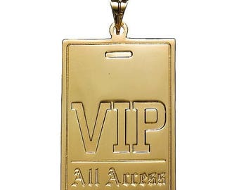 ON SALE All Access Charm Necklace