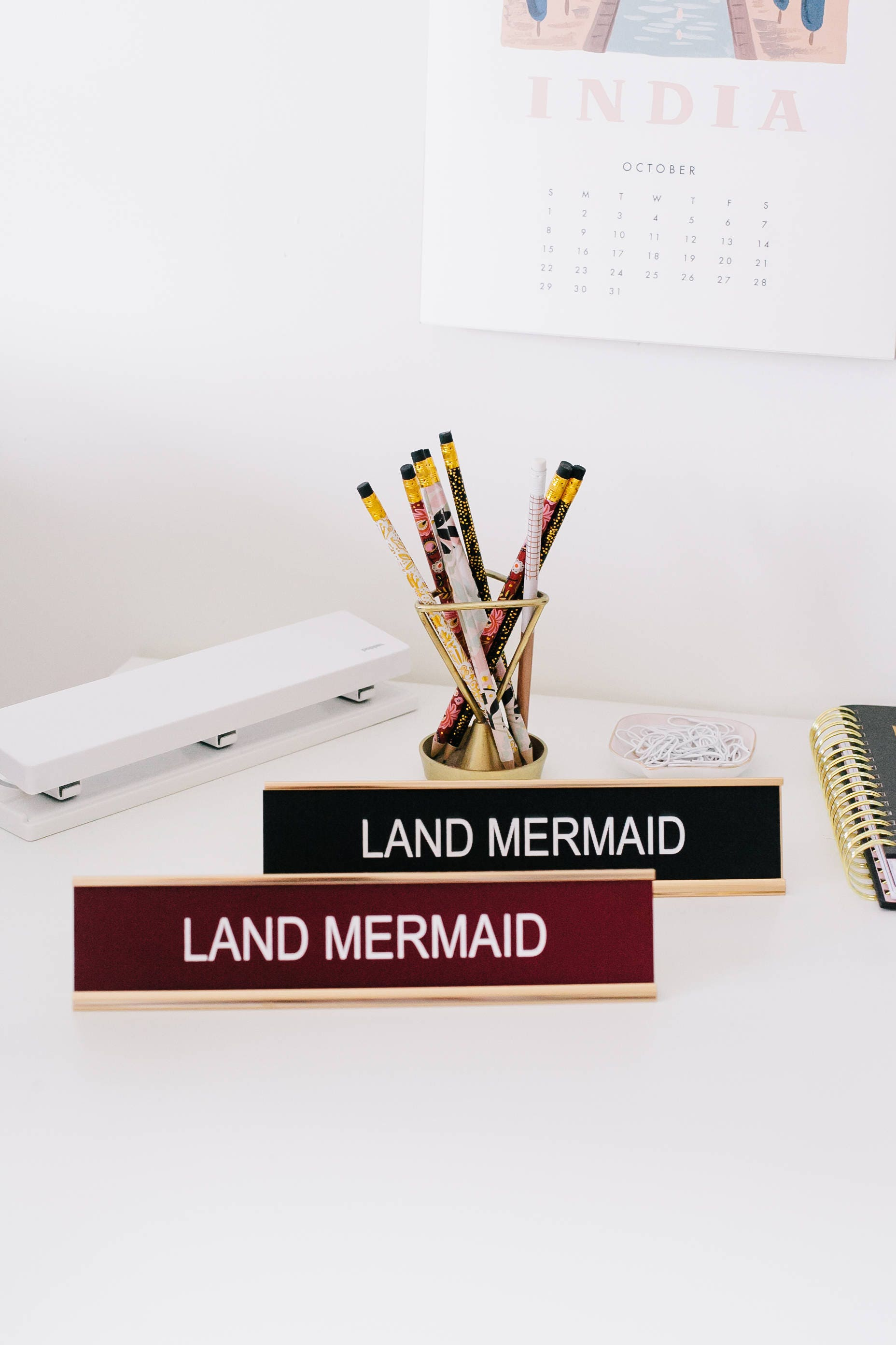 Funny Desk Sign, Office Decor, Desk Name Tag, Gifts for Teachers ...