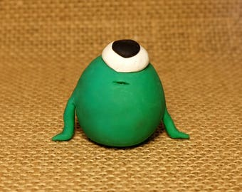 ish the clay monster