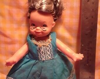 grandma doll kewpie style