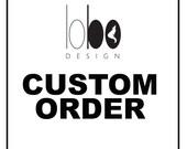 Custom Listing for Margaret Staley