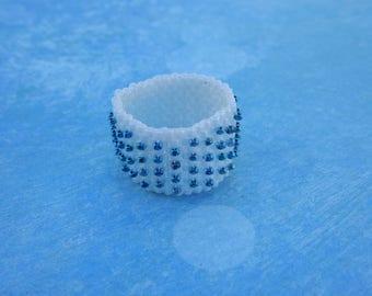 Bead Work Ring