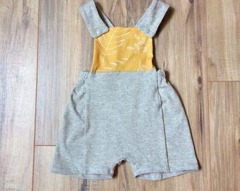 Soft knit baby jumper