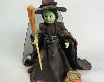 Vintage-Wizzard Of Oz-Wicked Witch