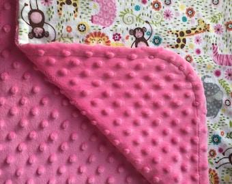Baby Cuddle Blanket