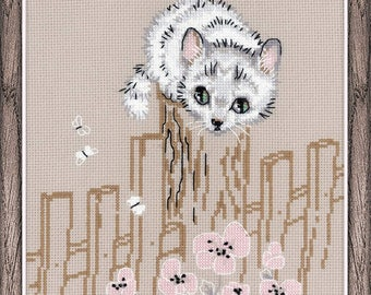 Hunter - Cross Stitch Kit from RIOLIS Ref. no.:1547