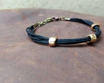 Cotton Stranded Bracelet